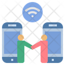 Buyer Connect Network Icon