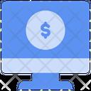 Online Money Online Money Icon