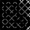Dollar Keypad Mobile Icon