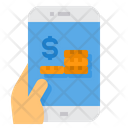 Money Commerce Smartphone Icon
