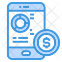 Money Currency Mobile Phone Icon