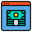 Money Browser Budget Icon