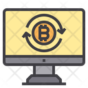 Online Money Exchange Icon