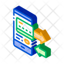 Phone Card Payment Icon