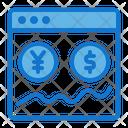 Forex Bank Coin Icon