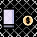 Transfer Money Business Icon