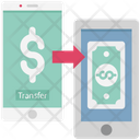 Online Money Transfer Online Banking Money Transfer App Icon