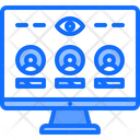 Monitoring Chart Candidate Icon