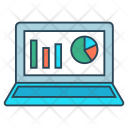 Online System Monitoring Icon