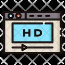 Online Movie Hd Movie Online Watching Movie Icon