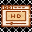 Online Movie Online High Defininition Movie Online Hd Movie Icon