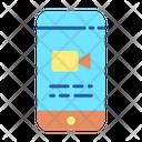Mobile Video Online Movie Mobile Movie Icon
