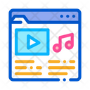Music Folder Songs Icon