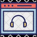 Online Music Music Online Icon