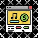 Online Music Music App Music Icon