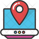 Online Navigation Gps Icon