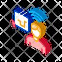 Online Navigator Gadget Icon
