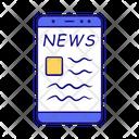 Online News Icon
