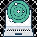Online Orbit Icon