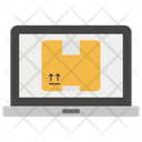 Online Store Ecommerce Online Order Icon