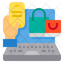 Order Shopping Shopping Bag Icon