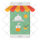 Order Smartphone Online Icon