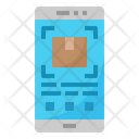 Smart Phone Mobile Icon