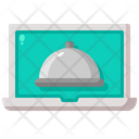 Delivery Food Online Icon