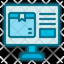 Online Order Icon
