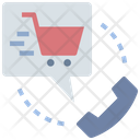 Online Shopping Order Icon