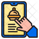 Mobilephone Buy Delivery Icon