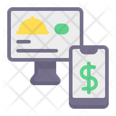 Online Order Order Payment Icon