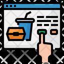 Online Order Online Order Icon