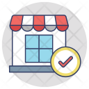 Online Order Selected Icon