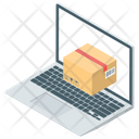 Online Package Package Parcel Icon