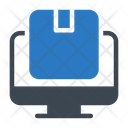 Online Package Icon