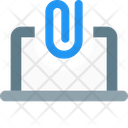 Online Paper Attach Icon