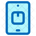 Online Parcel Tracking Icon