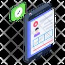 Online Patient Document Online Patient Report Online Report Icon