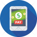 Online Pay Mobile Icon