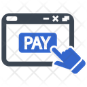 Online Payment Pay Icon