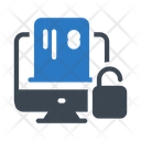 Pay Unlock Online Icon