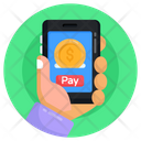 Online Payment Online Pay Payment App Icon