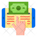 Online Pay Online Payment Pay Icon