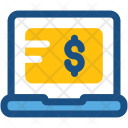 Online Payment Banking Icon