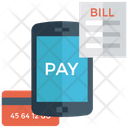 Digital Payment Credit Card Payment Payment Invoice Icon