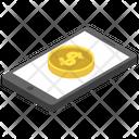 Online Payment Online Money Internet Transaction Icon