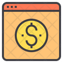 Online Payment Payment Net Banking Icon