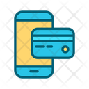 Online Payment Mobile Payment E Payment Icon