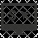 Advertise Ecommerce Internet Icon